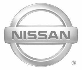 Nissan Logo opaco