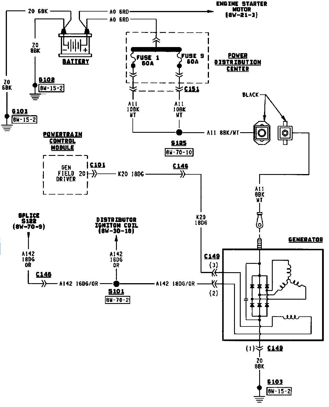 diagrama de cableado sistema electrico  u2013 ais3d
