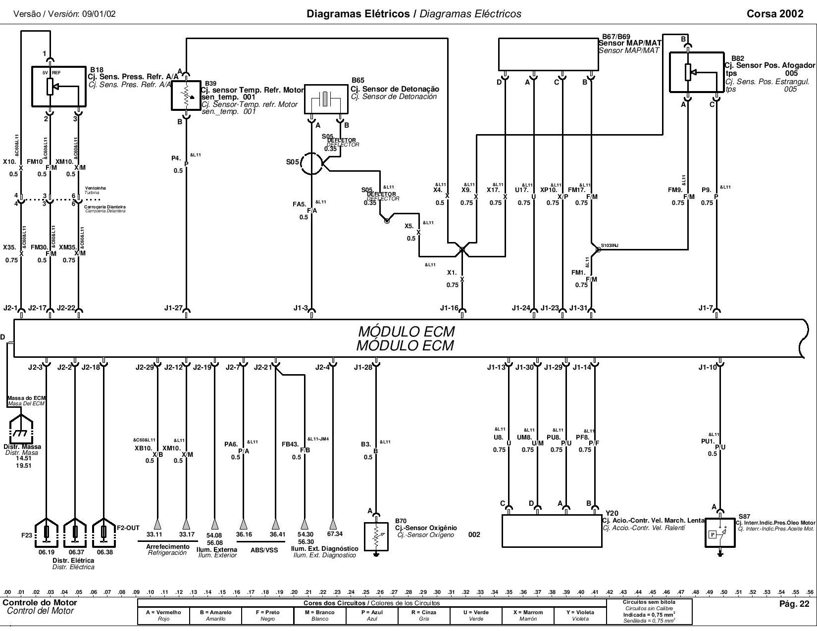 diagrama de cableado motor 1 4  u2013 ais3d